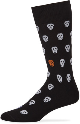 Paul Smith Men's Skull Socks