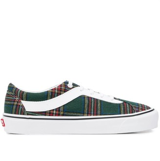 Vans Plaid Print Sneakers