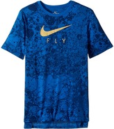 Nike Dry LunarFly Droptail Tee Boy's T Shirt