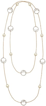Fendi F is necklace