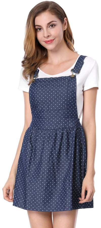 aa36121e5d Denim Overall Dress - ShopStyle Canada