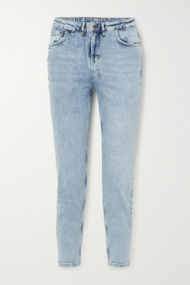 Ksubi Pointer Slim-leg Jeans - Light denim