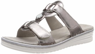 ara Women's Havanna 1227227 Mules Grey (Zinn Titan 75) 5 UK