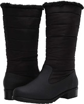 Trotters Benji High (Black) Women's Cold Weather Boots