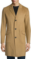 Theory Whyte Reish Button-Down Cashmere Coat
