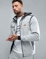 Ellesse Sport Zip Through Hoodie