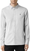 AllSaints Redondo Slim Fit Button Down Shirt