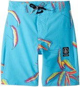 Volcom Tropic Elastic Boardshorts Boy's Swimwear