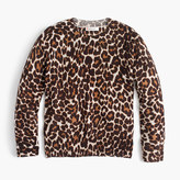 J.Crew Girls' leopard-print popover sweater