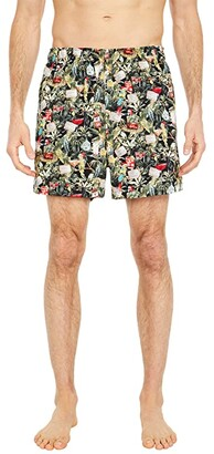 Tommy Bahama Woven Boxers (Parrot Party) Men's Underwear