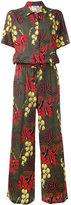 P.A.R.O.S.H. Tuta jumpsuit - women - Silk/Spandex/Elastane - XS
