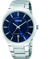 Lorus Men's RS935BX9 Stainless-Steel Quartz Watch
