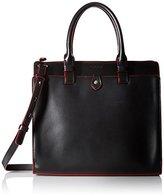 Lodis Audrey Linda Medium Satchel Top Handle Bag