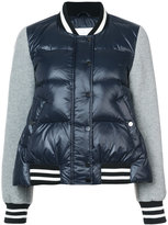 Veronica Beard panelled padded jacket