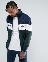 Ellesse Track Jacket With Block Panels