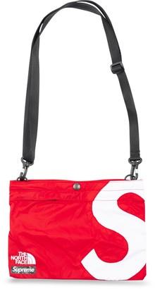 Supreme x The North Face S logo shoulder bag