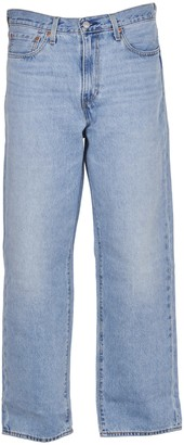 Levi's Levis Stay Loose Blue Jeans