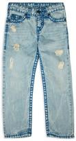True Religion Boys' Distressed Super T Geno Jeans - Sizes 2T-20