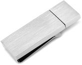 Ravi Ratan Brushed Silver 8GB USB Flash Drive Money Clip