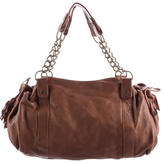 Gerard Darel Leather Bowler Bag