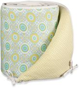 Lolli LivingTM by Living Textiles Baby Mix & Match Crib Bumper in Gio/Labyrinth Green