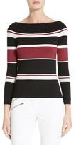 Veronica Beard Women's Audrey Off The Shoulder Sweater