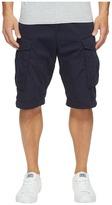 G Star G-Star - Rovic Loose 1/2 Shorts in Dark Police Blue Men's Shorts