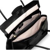 Radley Indigo Place Large Flapover Shoulder Bag - Black