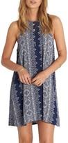 Billabong Women's Wild Sun Woven Tank Dress
