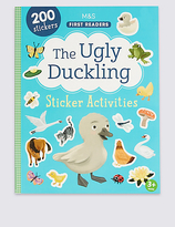 Marks and Spencer The Ugly Duckling Sticker Book