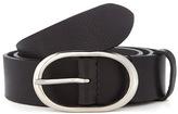 Tu clothing Black Leather Belt