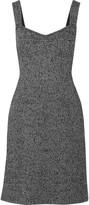 Dolce & Gabbana Wool-blend tweed dress