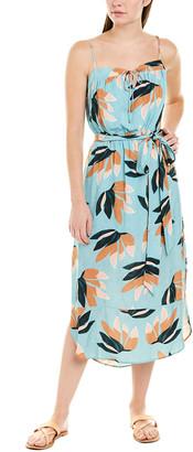 Vix Matisse Grace Midi Dress