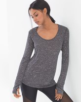 Soma Intimates Wave Long Sleeve Top