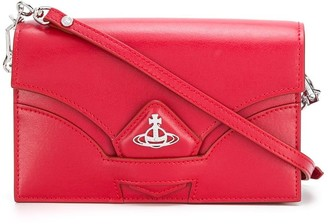 Vivienne Westwood Orb-plaque cross-body bag