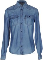 GUESS Denim shirts