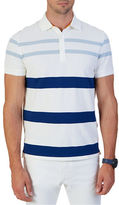 Nautica Short Sleeve Cotton Polo