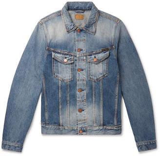 Nudie Jeans Billy Slim-Fit Organic Denim Jacket