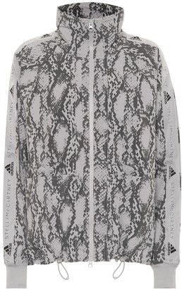 adidas by Stella McCartney Performance printed jacket