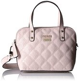GUESS Jordyn Mini Dome Satchel-Cameo