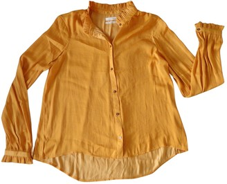 Urban Outfitters Yellow Top for Women