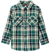 Tea Collection Cerro Galan Flannel Shirt (Toddler, Little Boys, & Big Boys)