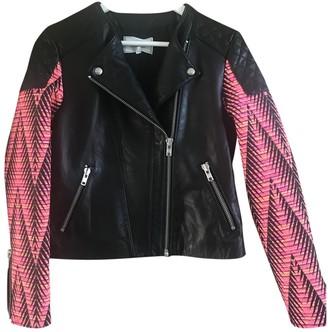American Retro Black Leather Jackets