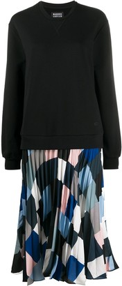 Markus Lupfer Billie Bloomsbury combo dress
