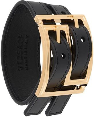Versace Greca buckle bracelet