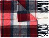 Gant Kids tartan scarf