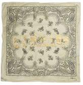 Golden Goose Deluxe Brand Square scarf