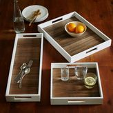 Wood + Lacquer Trays