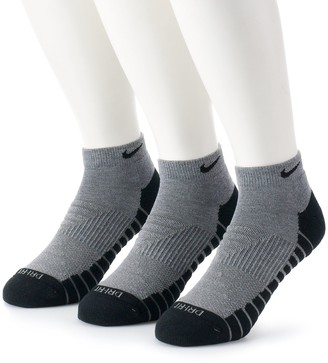 Nike Unisex Everyday 3-pack Max Cushion No-Show Training Socks