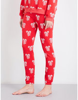 Wildfox Couture Sweet Treat cotton-blend pyjama bottoms